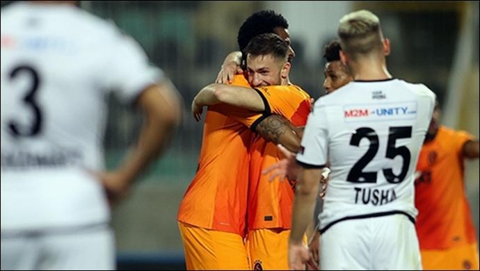 Yukatel Denizlispor 1-4 Galatasaray