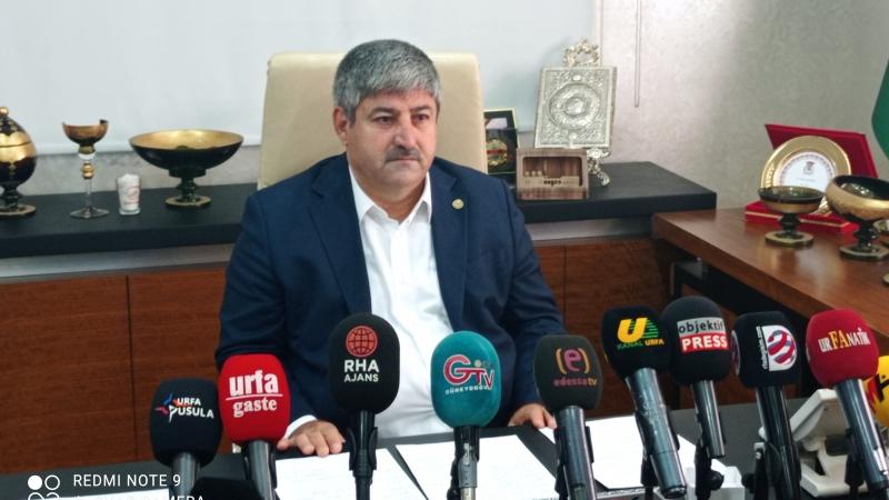 Ziraat Odası Başkanı Eyüpoğlu: Şanlıurfa afet kapsamına alınmalı-(Video)
