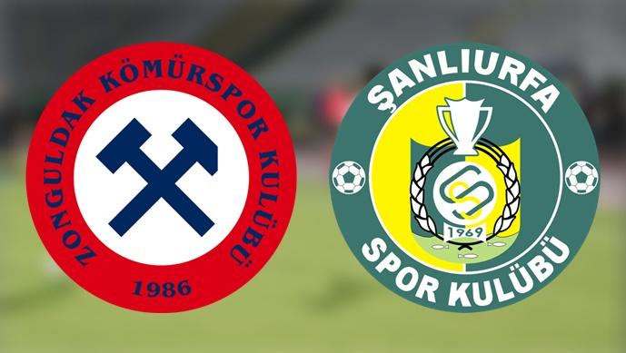 Zonguldak Kömürspor 2 Şanlıurfaspor 0