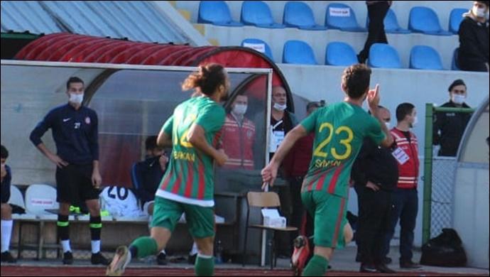 Zonguldak Kömürspor 0-1 Amedspor -(VİDEO)